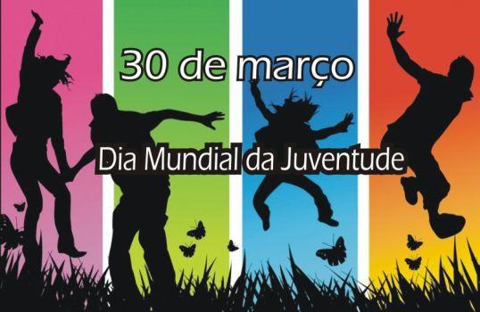 418931 30 de março Dia da Juventude 2  30 de março: Dia Mundial da Juventude