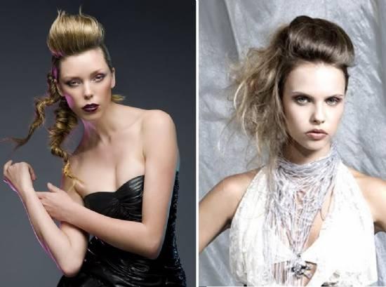 419300 Topete Feminino Fotos modelos como fazer 1 Topete Feminino: Fotos, modelos, como fazer