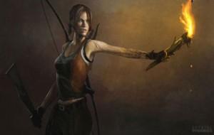 Novo Tomb Raider tem Lara Croft como uma jovem 'normal'