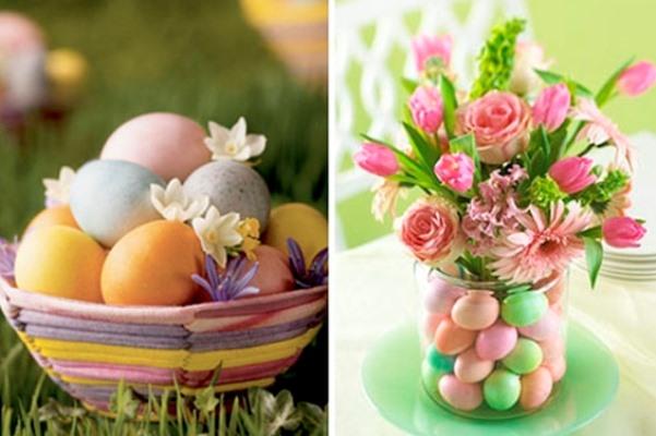 420092 Enfeites de Páscoa para decorar a casa fotos 17 Enfeites de Páscoa para decorar a casa: fotos