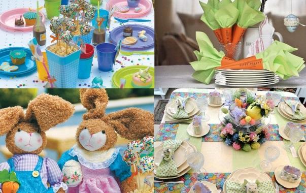 420092 Enfeites de Páscoa para decorar a casa fotos 22 Enfeites de Páscoa para decorar a casa: fotos