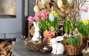 Enfeites de Páscoa para decorar a casa: fotos