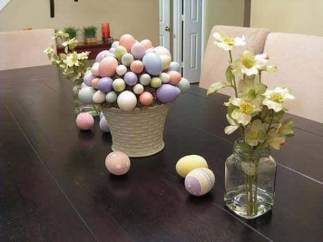 420092 Enfeites de páscoa para decorar a casa fotos 1 Enfeites de Páscoa para decorar a casa: fotos