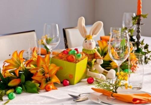 420092 Enfeites de páscoa para decorar a casa fotos 7 Enfeites de Páscoa para decorar a casa: fotos