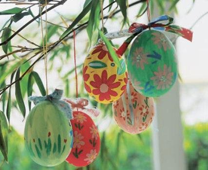 420092 Enfeites de páscoa para decorar a casa fotos 9 Enfeites de Páscoa para decorar a casa: fotos