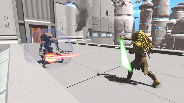 420351 Fã é convidado para avaliar o game Star Wars para Kinect 2 Fã é convidado para avaliar o game Star Wars para Kinect