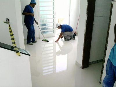 420492 piso de porcelanato como limpar 2 Piso de porcelanato: como limpar