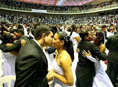 420606 Casamento comunitário – como funciona Casamento comunitário: como funciona