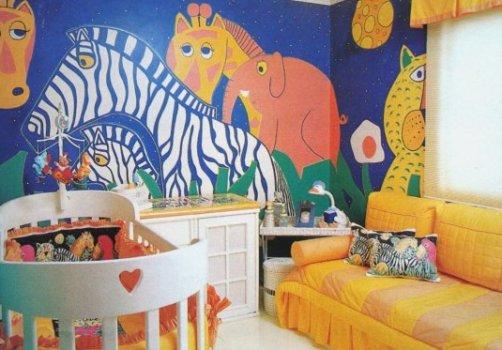 420990 Cores para o quarto do bebê dicas 3 Cores para o quarto do bebê: dicas
