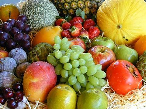 421206 frutas Tratamento natural para a má circulação