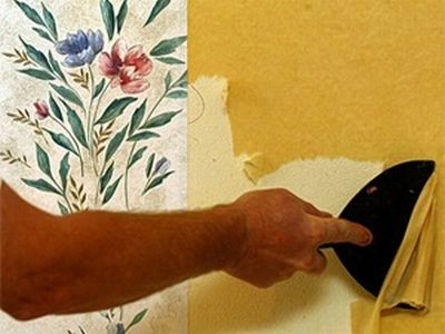 421334 papel de parede como remover Papel de parede: como remover
