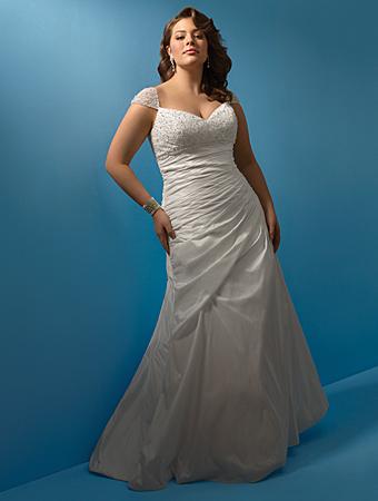 421363 2d5eebbf 75b7 4d85 b089 d0f62b415af6 enlargedNormal Vestidos de casamento para gordinhas: como escolher