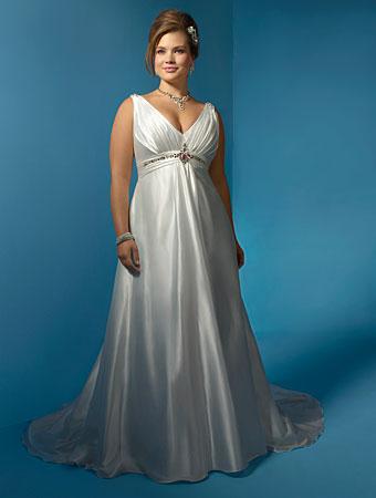 421363 c6c84920 b245 4fb5 9818 63bb46c49a77 enlargedNormal Vestidos de casamento para gordinhas: como escolher