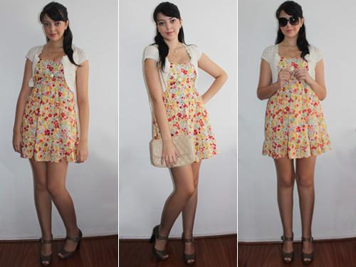 421717 O look fica muito delicado e feminino com o uso de boleros Vestidos com bolero: fotos, dicas para usar