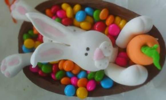 Dicas By Cíntia Leal Como decorar ovos de Páscoa passo a passo  # Como Decorar Ovo De Pascoa De Chocolate