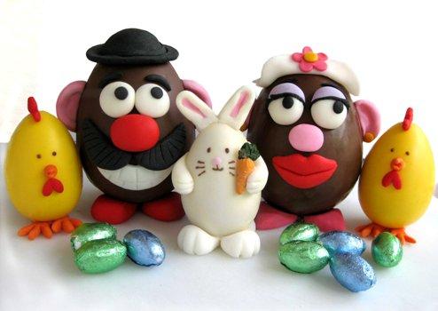 422496 Como decorar ovos de páscoa passo a passo Como decorar ovos de Páscoa passo a passo
