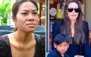 Angelina Jolie e Brad Pitt podem perder filho adotivo para mãe biológica
