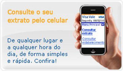 422643 consultar saldo visa vale extrato informacoes 2 Consultar saldo Visa Vale   Extrato, informações
