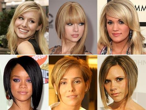 422933 corte de cabelo para rosto oval dicas fotos 01 Corte de cabelo para rosto oval: dicas, fotos