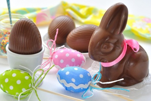 O que Páscoa tem a ver com chocolate?