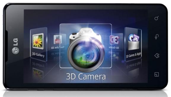 423171 smartphone LG Optimus 3D Max Lançamentos de smartphones no Brasil 2012