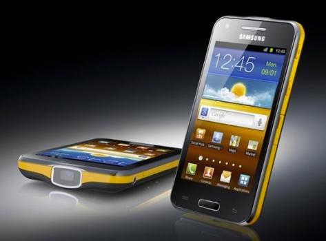 423171 smartphone Samsung Galaxy Beam Lançamentos de smartphones no Brasil 2012