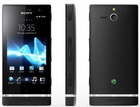 423171 smartphone Sony Xperia U Lançamentos de smartphones no Brasil 2012
