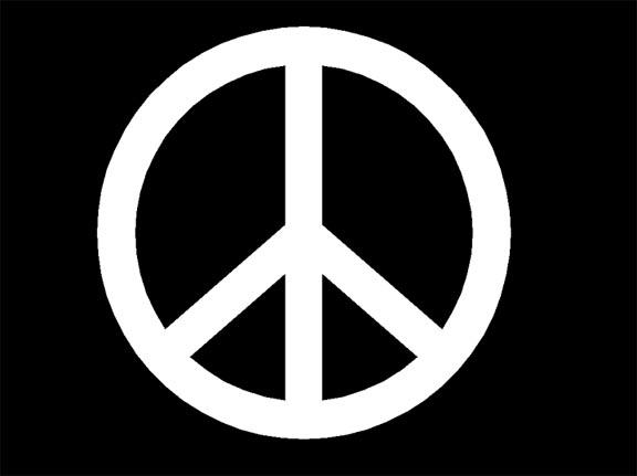 423367 black peace 20sign Paz: frases, mensagens bonitas