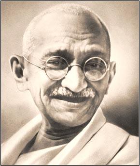 423367 mahatma gandhi indian hero Paz: frases, mensagens bonitas