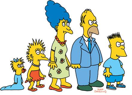 423601 Curiosidades sobre os Simpsons 2 Curiosidades sobre os Simpsons