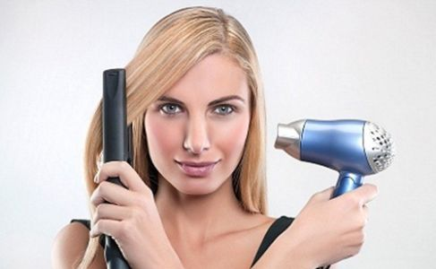 Dicas para proteger o cabelo do calor do secador e chapinha