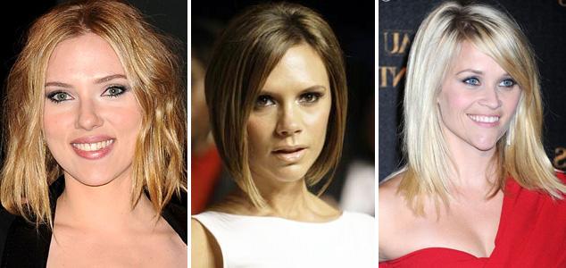 423871 Corte de cabelo para rosto triangular dicas fotos 3 Corte de cabelo para rosto triangular: dicas, fotos