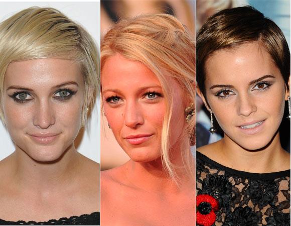 423871 Corte de cabelo para rosto triangular dicas fotos 5 Corte de cabelo para rosto triangular: dicas, fotos