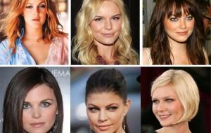 Corte de cabelo para rosto triangular: dicas, fotos
