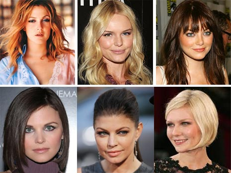 423871 Corte de cabelo para rosto triangular dicas fotos 7 Corte de cabelo para rosto triangular: dicas, fotos