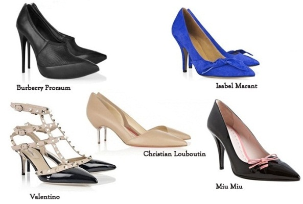 423968 As principais marcas apostam no bico fino para o inverno 2012 Sapatos de bico fino inverno 2012