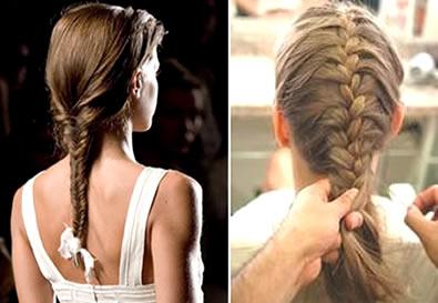 424014 Sugest%C3%B5es de penteados para cabelos lisos 01 Sugestões de penteados para cabelos lisos