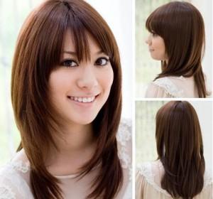 424014 Sugest%C3%B5es de penteados para cabelos lisos 2 Sugestões de penteados para cabelos lisos