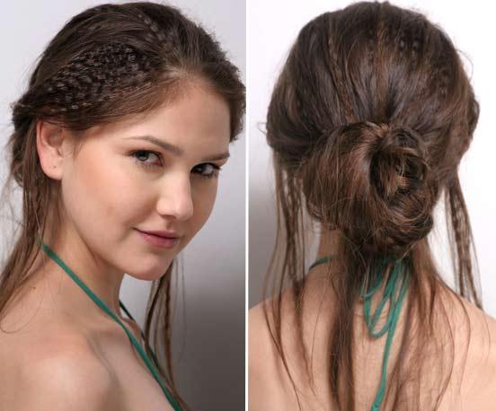 424014 Sugest%C3%B5es de penteados para cabelos lisos 3 Sugestões de penteados para cabelos lisos