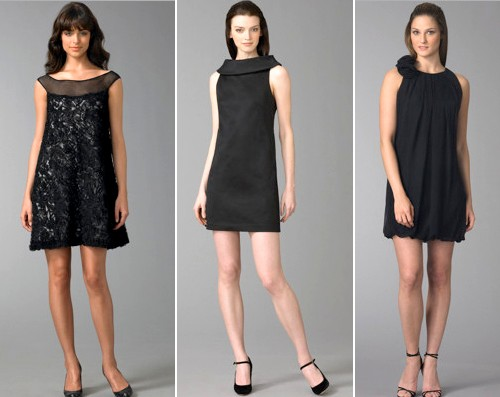 424052 As cores clássicas são a aposta certa para quem não quer errar Modelos de vestidos casuais