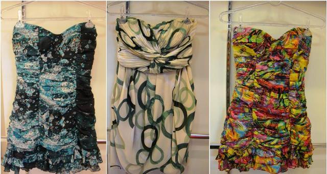 424922 Vestido drapeado estampado 4 Vestido drapeado estampado: dicas para usar, fotos