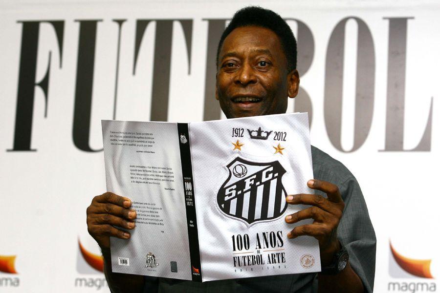 425065 Primeiro ele tem que ser melhor que o Neymar diz Pel%C3%A9 sobre Messi3 Primeiro ele tem que ser melhor que o Neymar, diz Pelé sobre Messi
