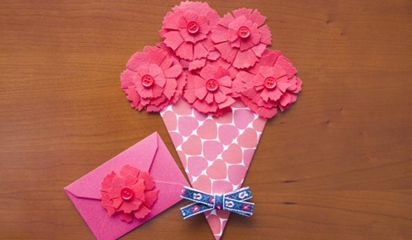 425210 Dicas de artesanatos para crianças no Dia das Mães 7 Dicas de artesanatos para crianças no Dia das Mães
