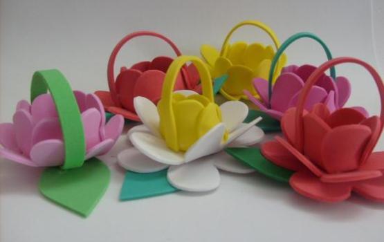 425210 Dicas de artesanatos para crianças no dia das mães Dicas de artesanatos para crianças no Dia das Mães