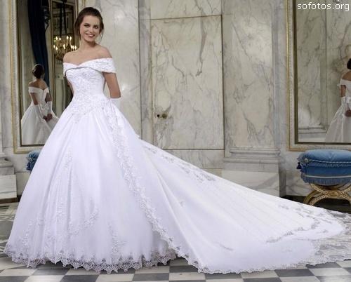 425753 vestido de noiva estilo princesa 11 Vestido de noiva estilo princesa