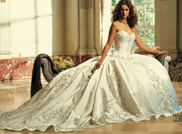 425753 vestido de noiva estilo princesa 12 Vestido de noiva estilo princesa