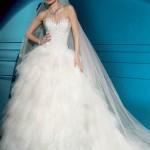 425753 vestido de noiva estilo princesa 7 150x150 Vestido de noiva estilo princesa