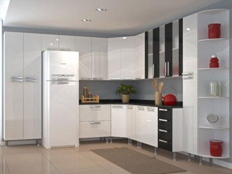 425924 Cozinhas pequenas dicas para aproveitar o espaço 1 Cozinhas pequenas: dicas para aproveitar o espaço