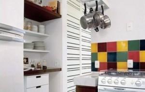 Cozinhas pequenas: dicas para aproveitar o espaço
