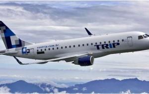 Passagens aéreas promocionais da Trip